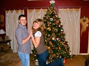 Loganna Christmas - 2008